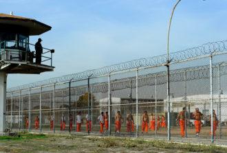 Chino State Prison, Chino, California, 2010