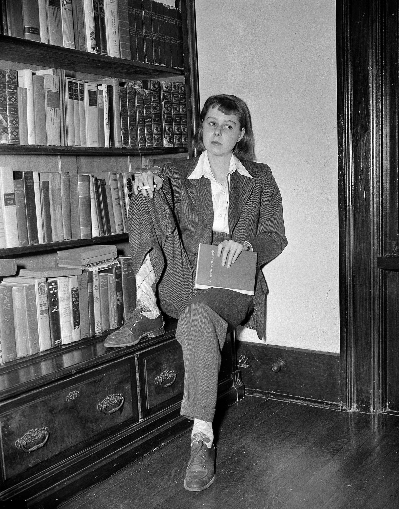 Carson McCullers, Columbus, Georgia, 1941