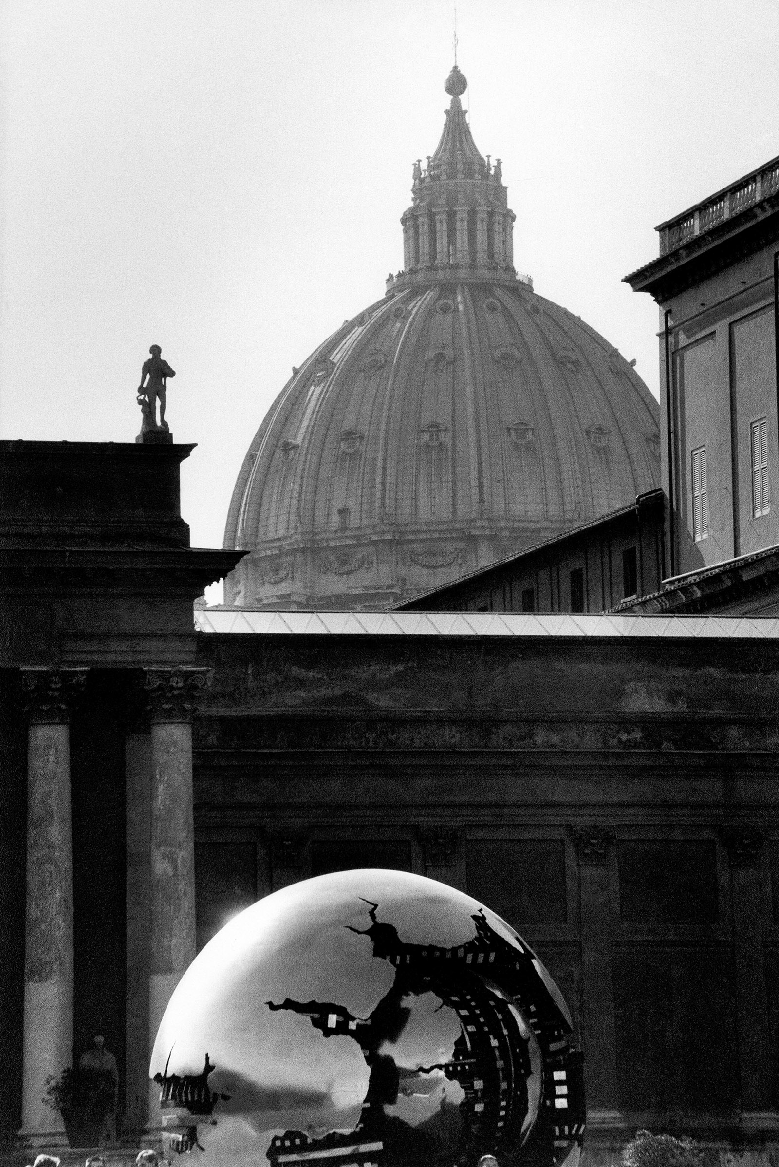 St. Peter's Basilica, Vatican City, 1993