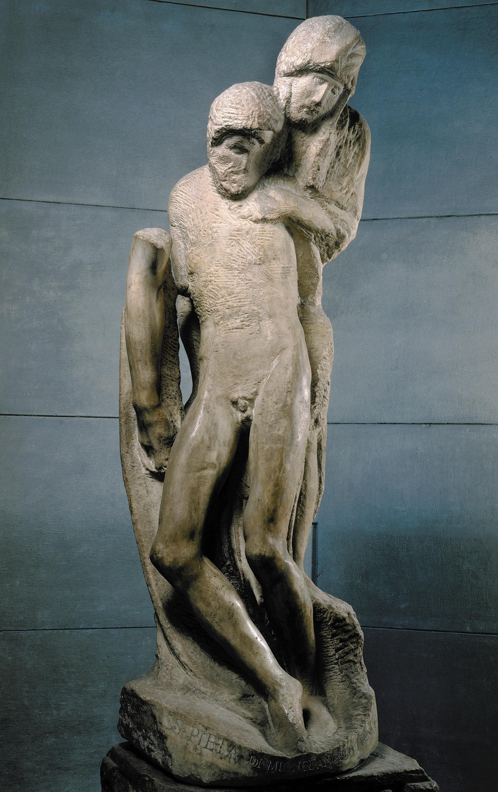 Michelangelo's The 'Rondanini' Pietà