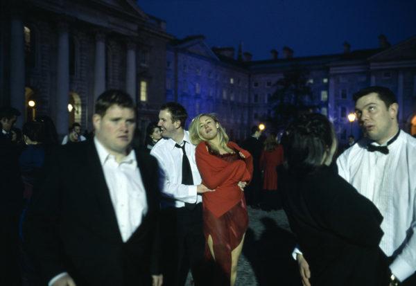 The Trinity College Ball, Dublin, 2003