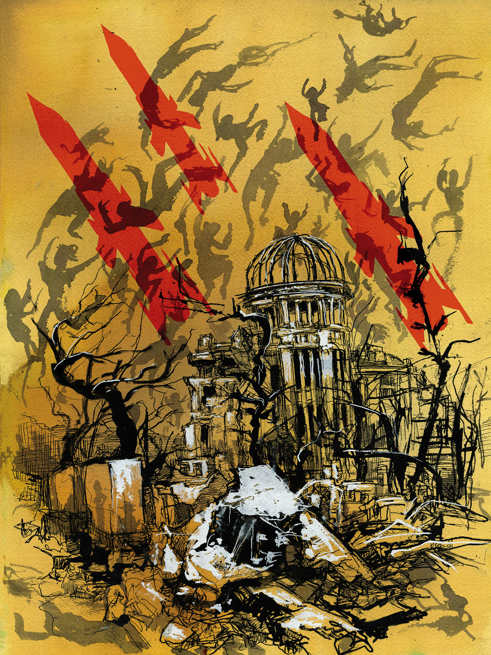 Illustration by Molly Crabapple