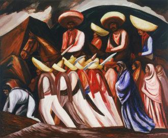 José Clemente Orozco: Zapatistas, 1931