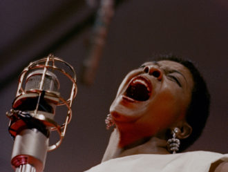 Dinah Washington in Jazz on a Summer's Day, 1959