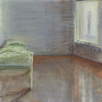 Celia Paul: Room and Tower, 2019