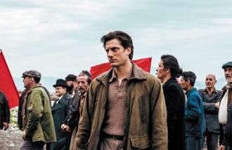 Luca Marinelli in Pietro Marcello's Martin Eden, 2019