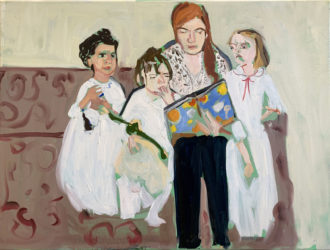 Chantal Joffe: Story, 2020