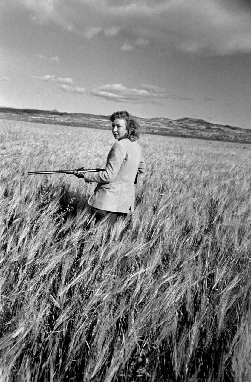 Martha Gellhorn, Idaho, 1940
