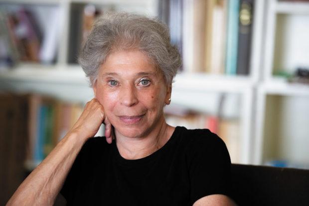 Vivian Gornick, Greenwich Village, September 2020