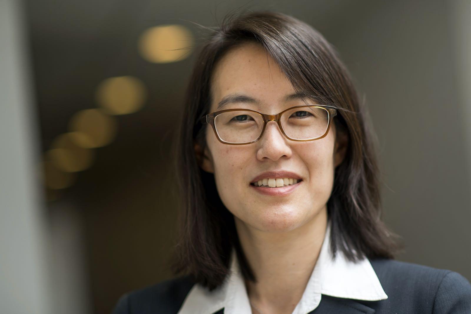 Ellen K. Pao, 2016
