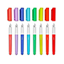 Rainbow Fountain Pens