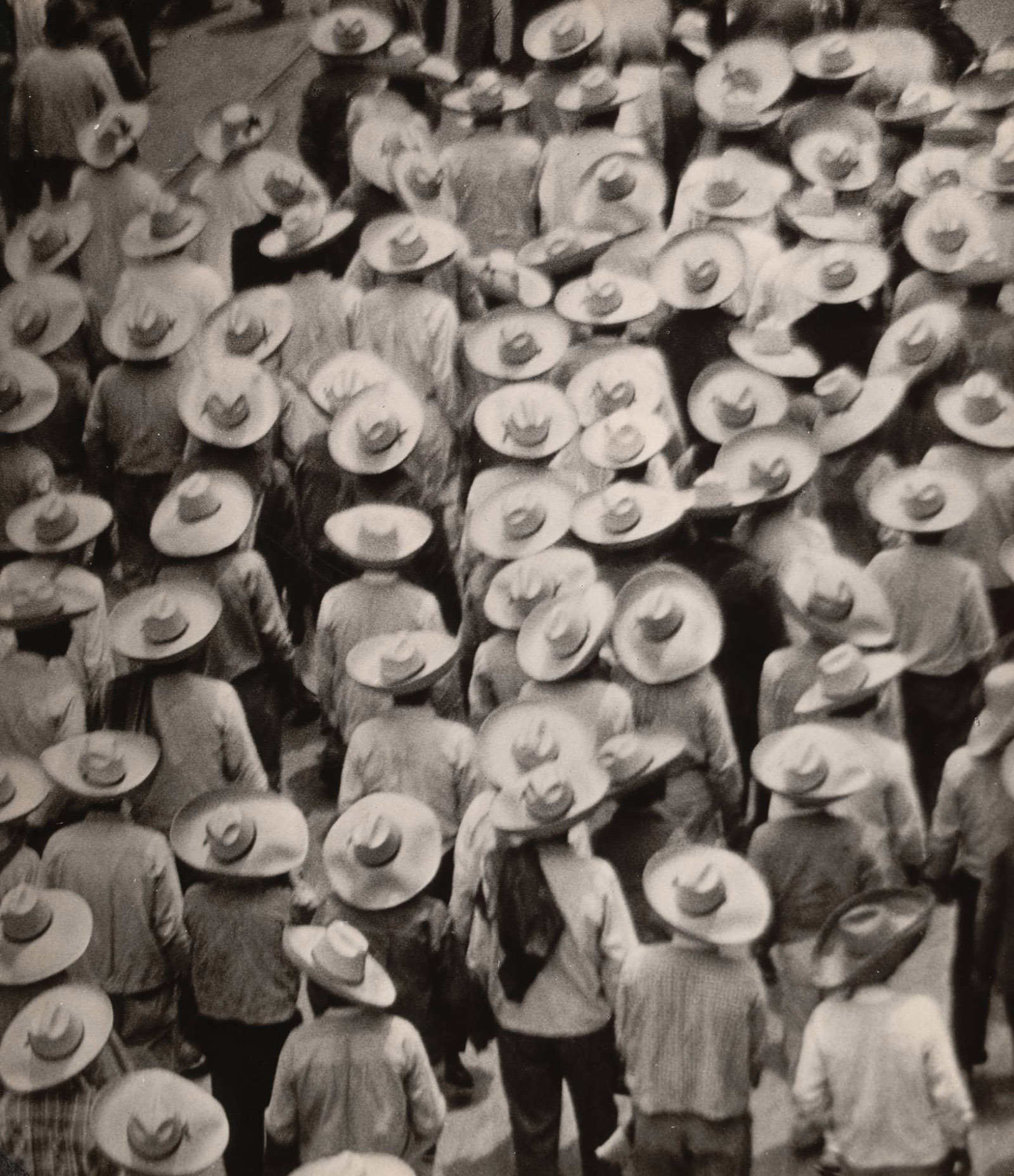 Worker's Parade, 1926; photograph by Tina Modotti