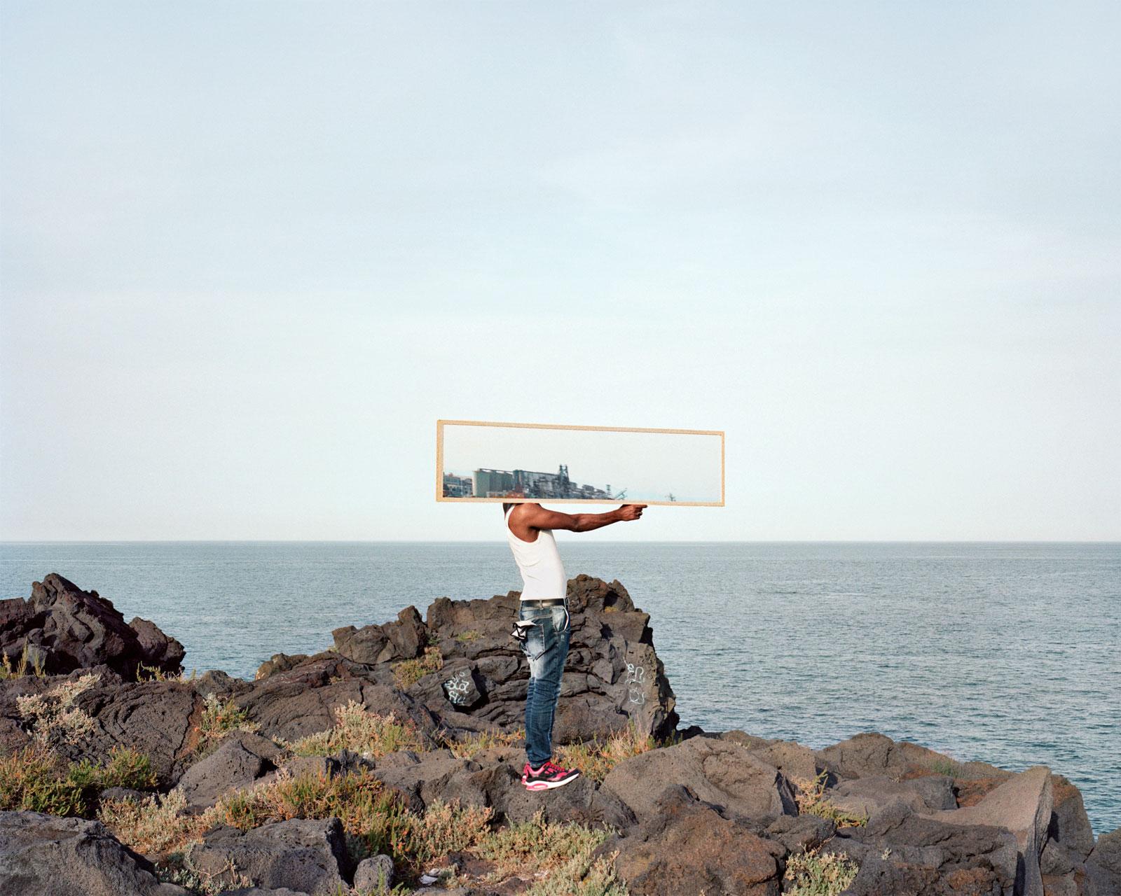 Dawit L. Petros's 12.Untitled (Epilogue II), Catania, Italy