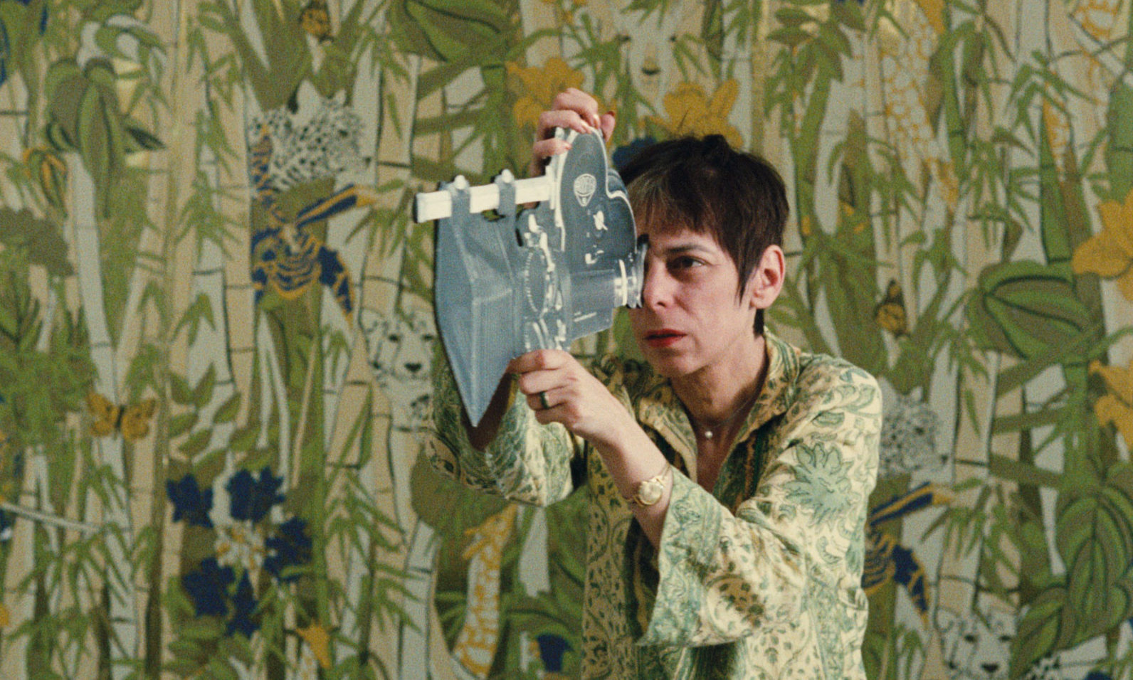 Shirley Clarke as herself in Agnès Varda's Lions Love (...and Lies), 1969