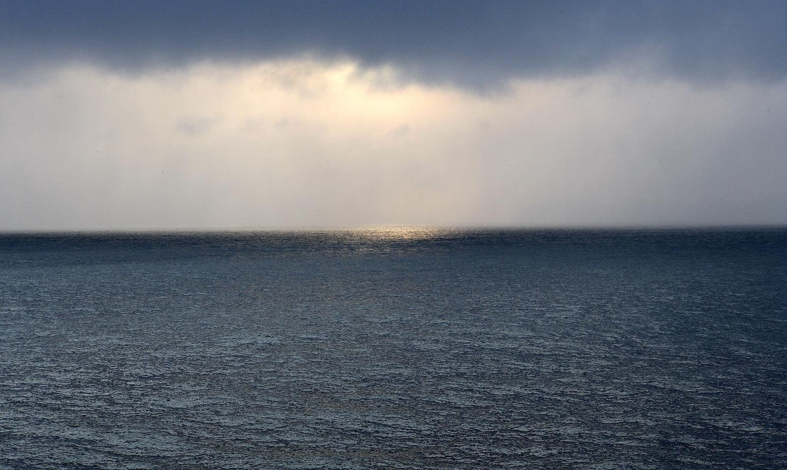The Barents Sea