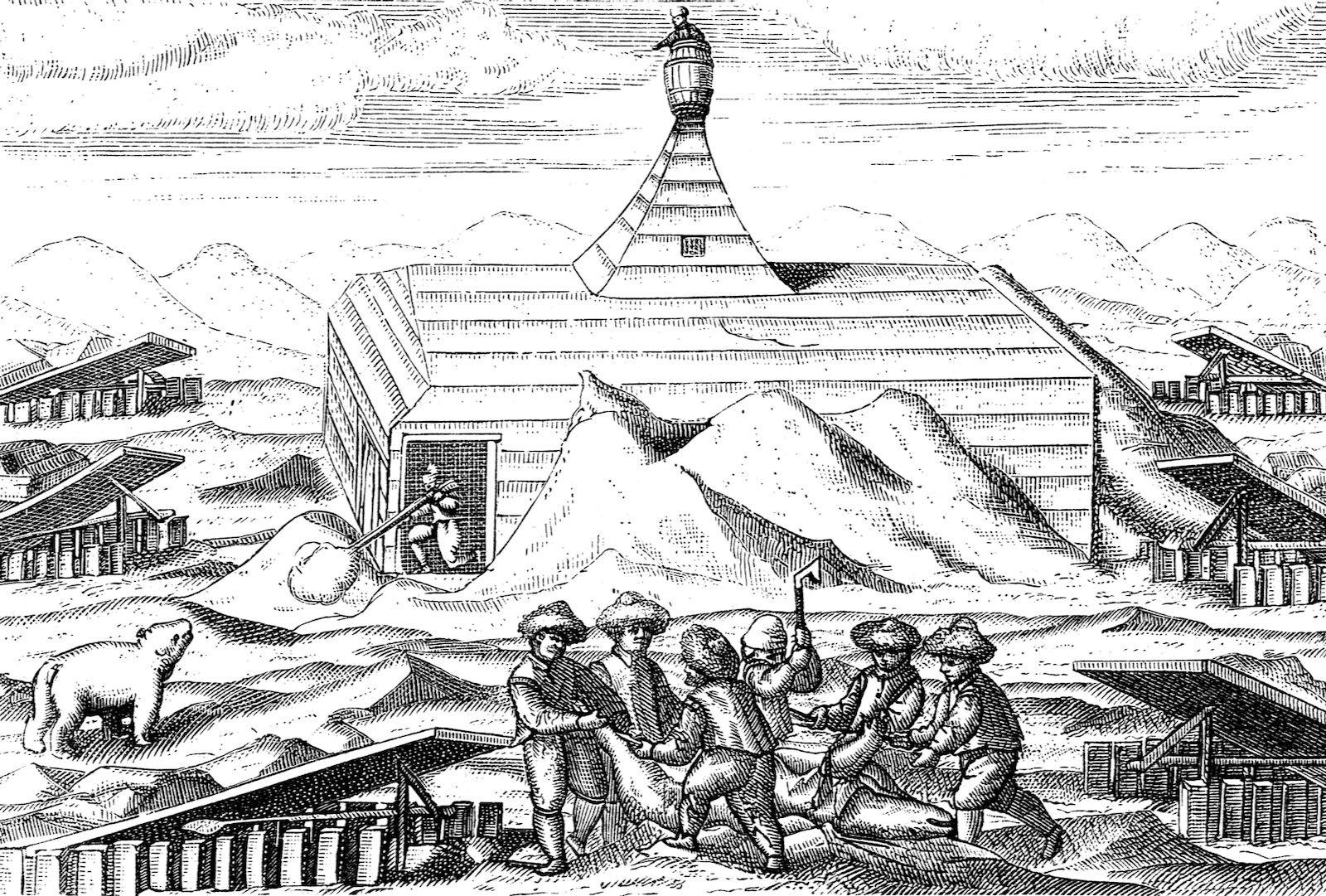 Barents's winter quarters