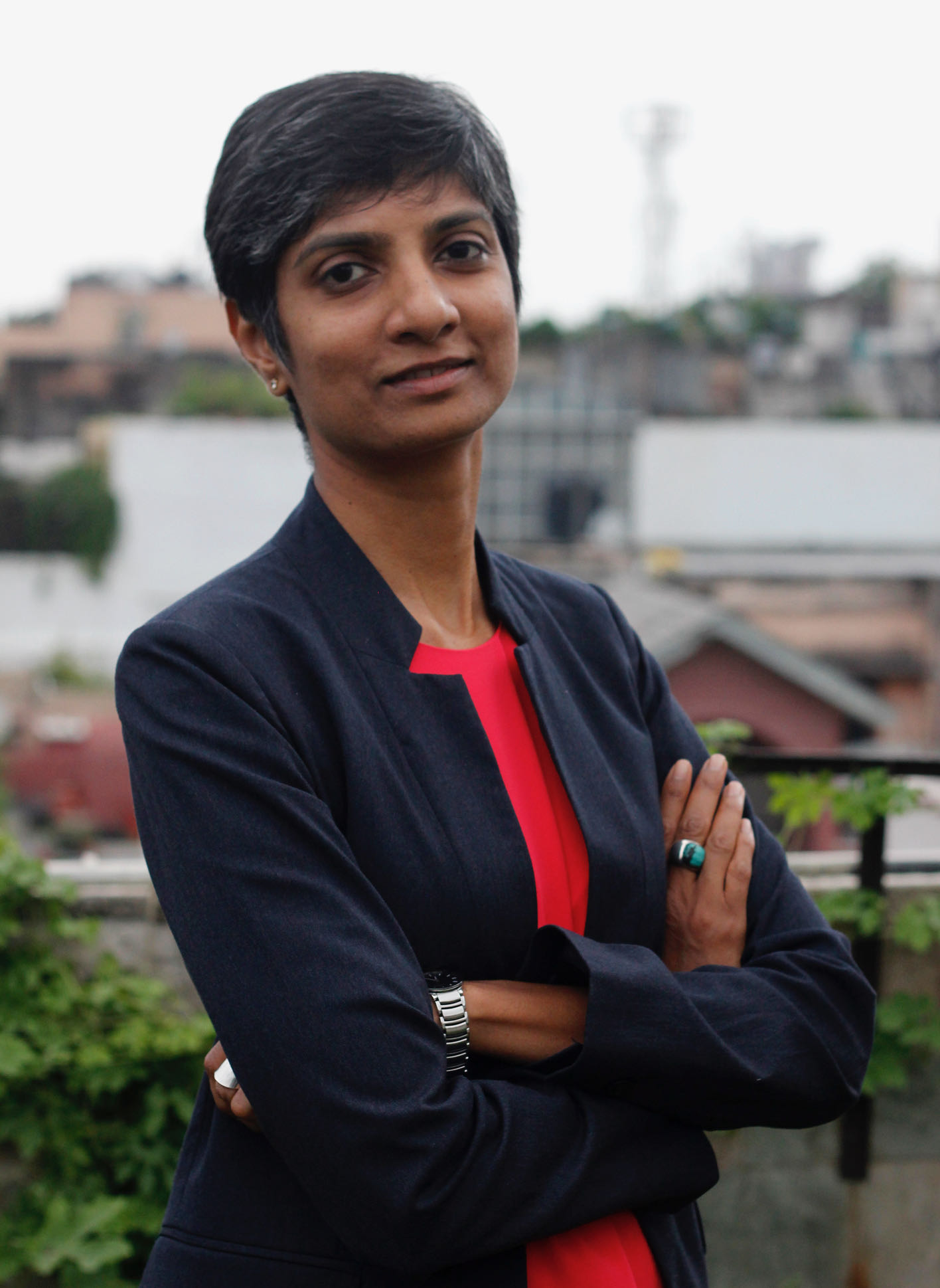 Menaka Guruswamy, October 2018