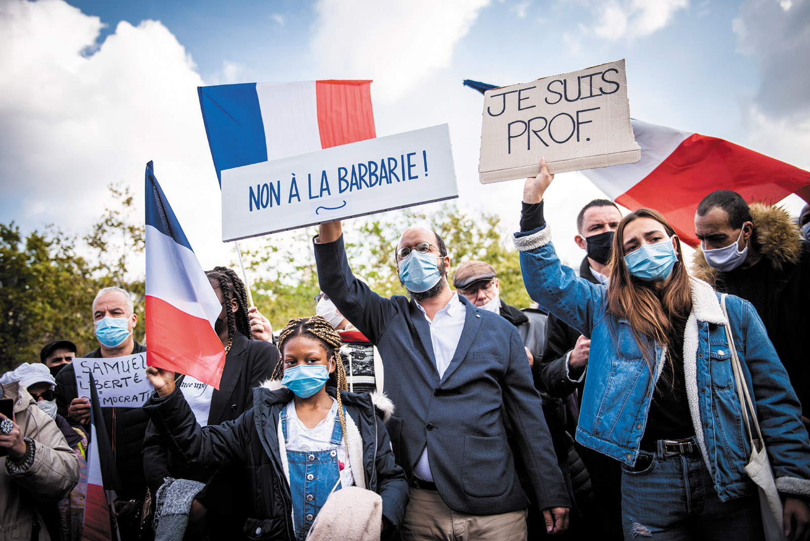 A Rising Tide of Violence in France