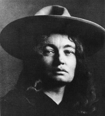 Mary Austin, circa 1900