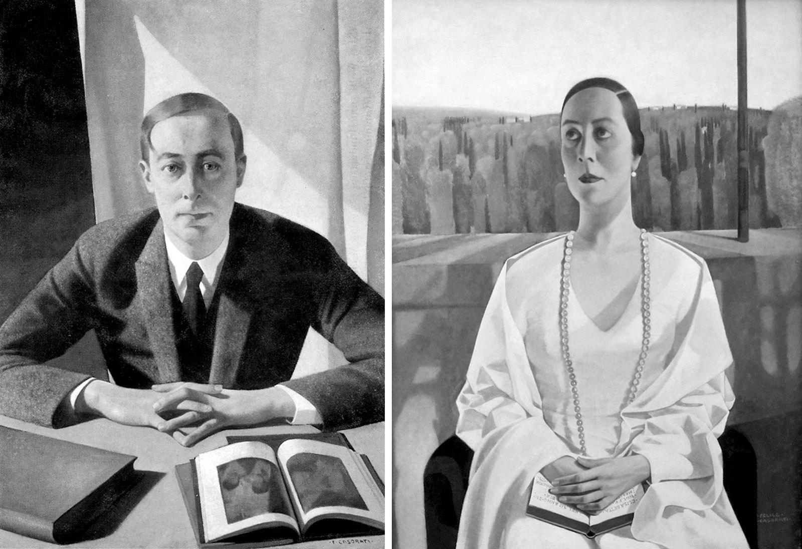 Kurt Wolff and Elisabeth Merck