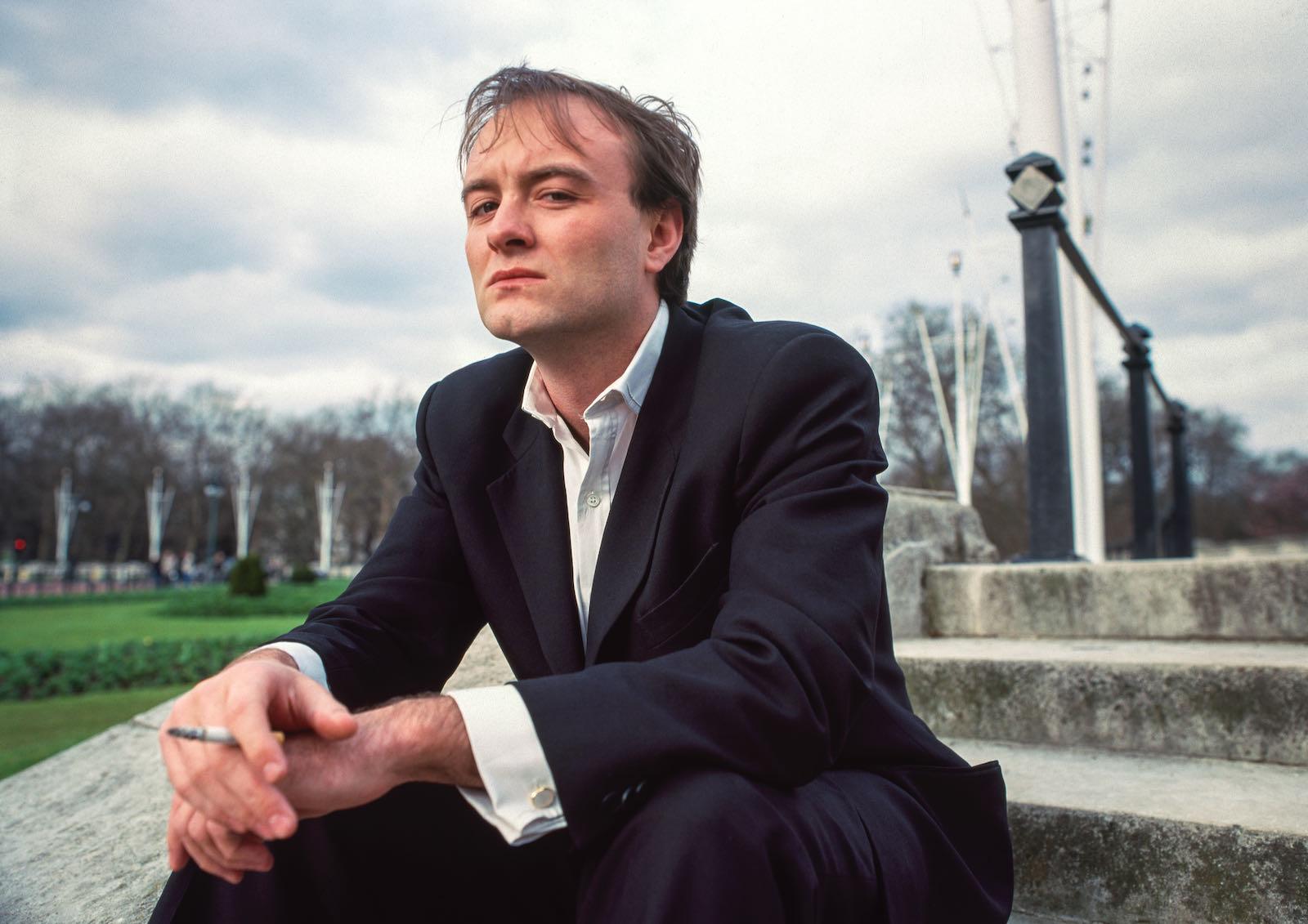 Dominic Cummings, 2001