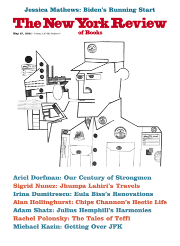 Image of the May 27, 2021 issue cover.