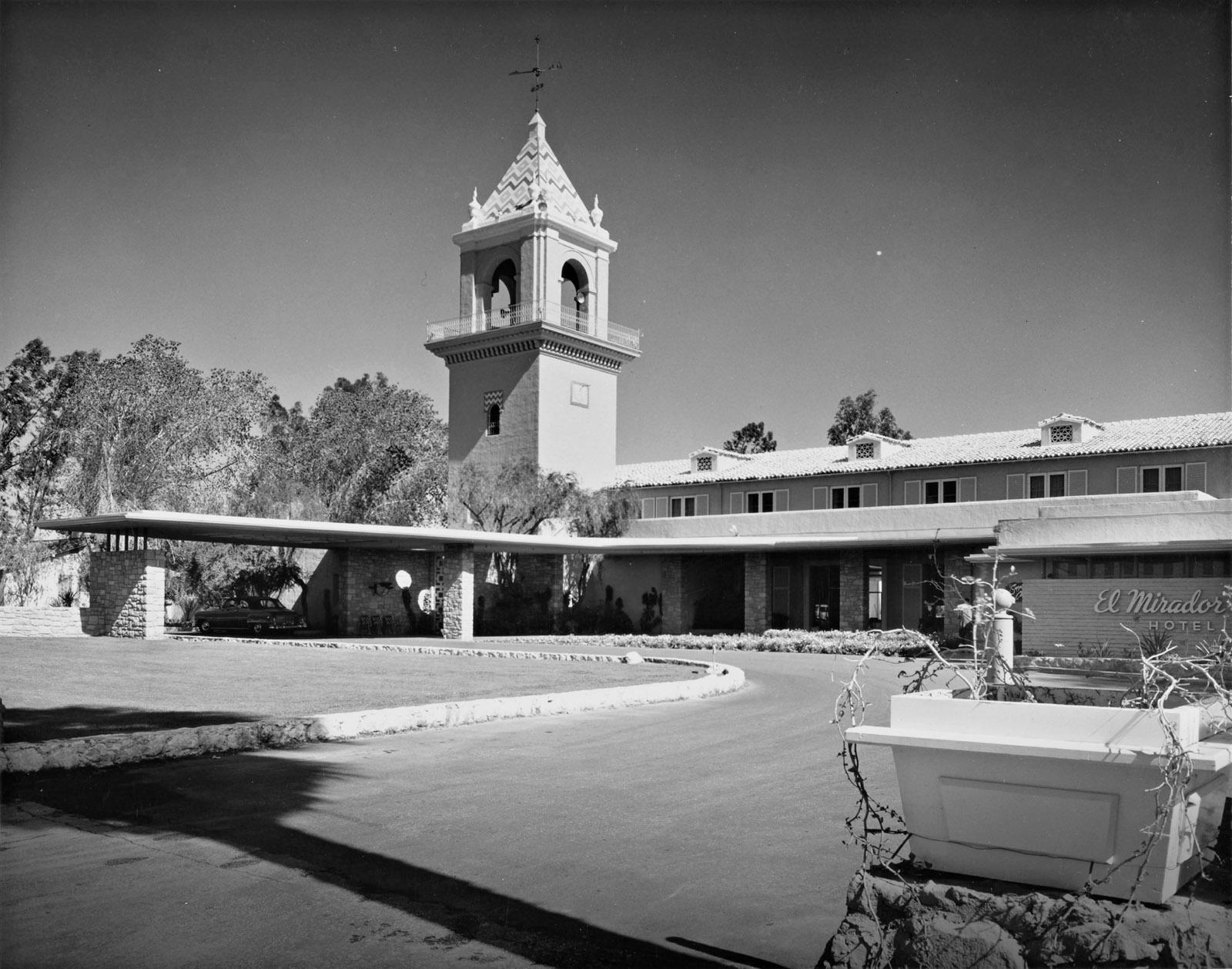 El Mirador Hotel, Palm Springs; remodeled by Paul Revere Williams